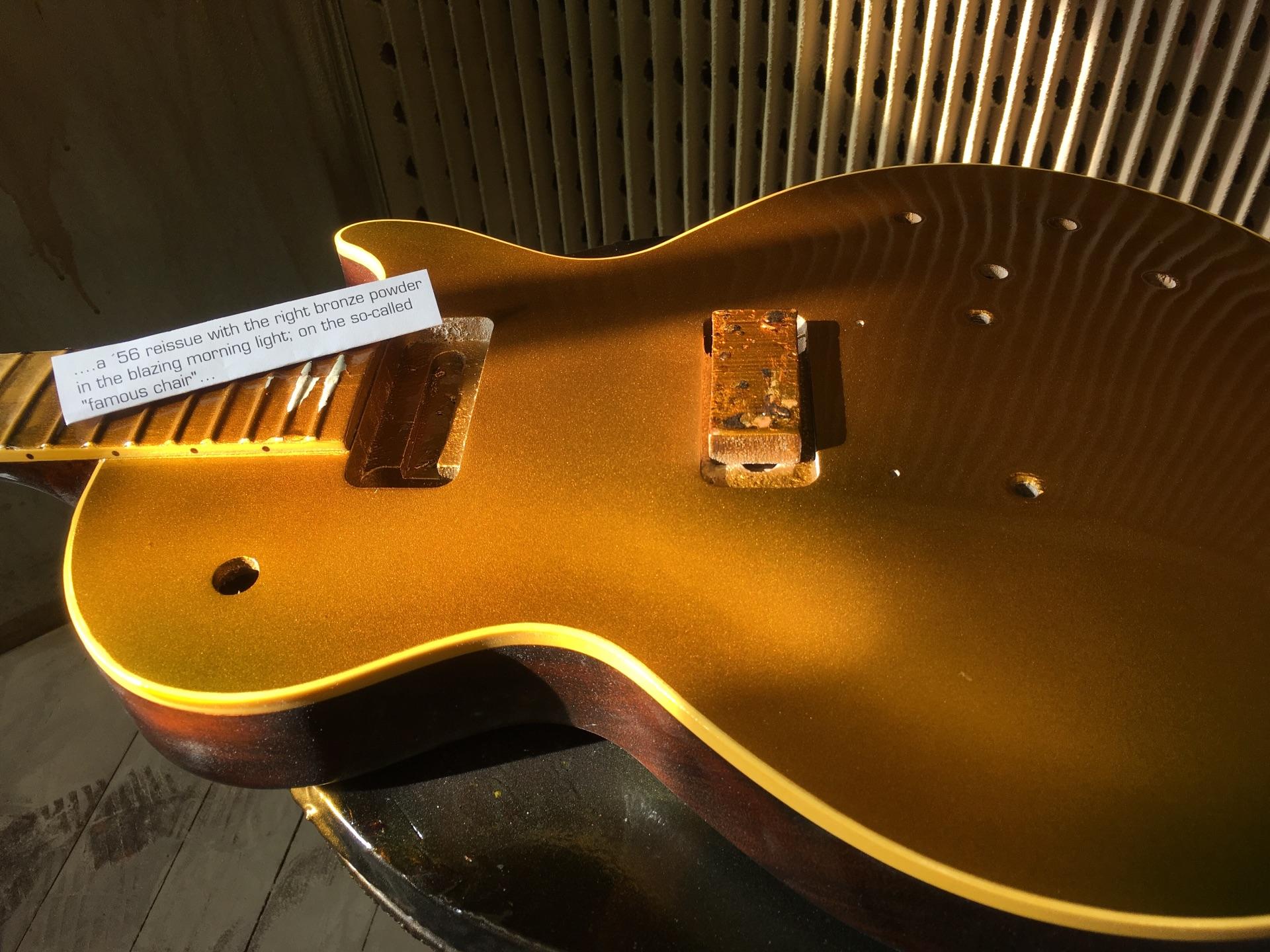 Lately & notably Jaeger Guitars